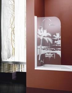 Mampara Baño Adryxa Bricolage