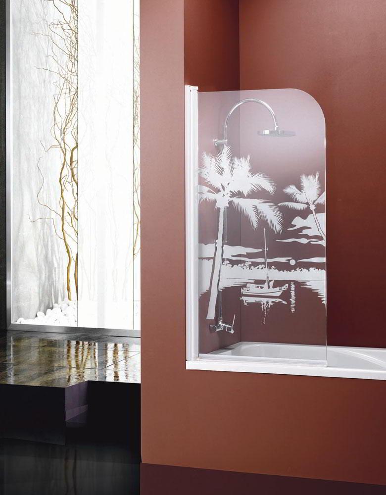 Baño Imagen Mamparas:La moda llega a las mamparas de baño – ADRYXA