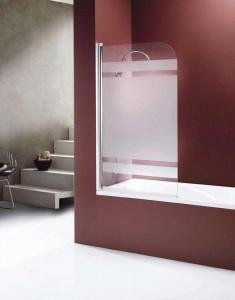 Mampara baño de lamina fija de Adryxa